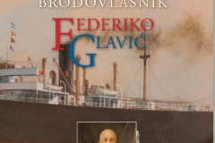 Dubrovacki brodovlasnik Federiko Glavic