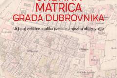 Urbana matrica grada Dubrovnik