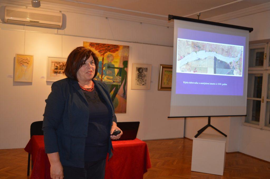 Predsjednica Ogranka održala predavanje u Tivtu