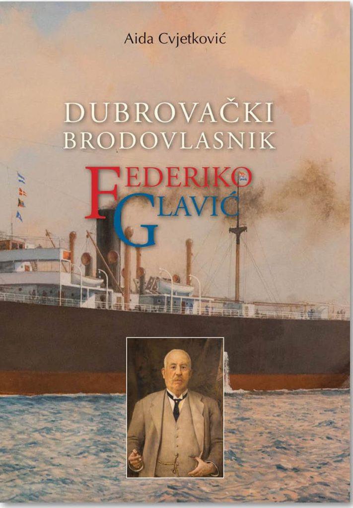 """Promocija knjige """"Dubrovački brodovlasnik Federiko Glavić"""""""