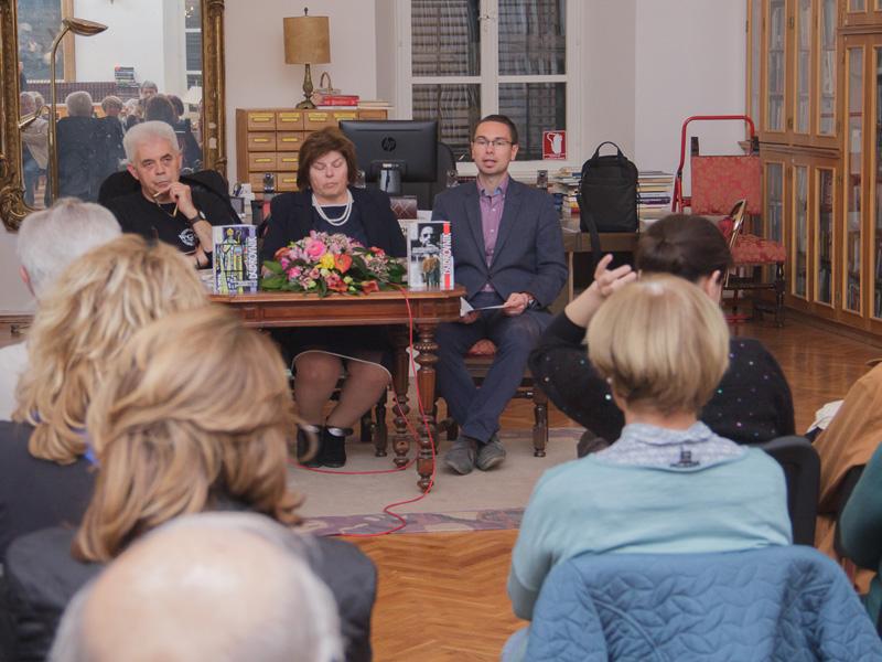 Matica predstavila časopis Dubrovnik 3. i 4. 2016.