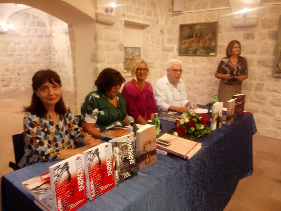 Suradnja ogranaka  Matice hrvatske u Dubrovniku i Boki kotorskoj