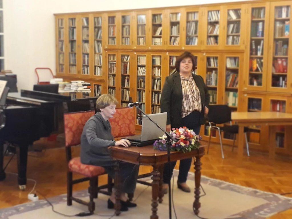 Održano predavanje o Vatroslavu Lisinskom