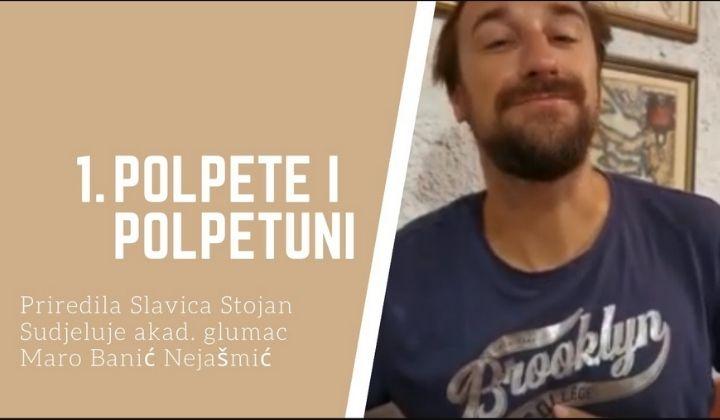 U kominu Matice hrvatske: RIČETE MAROVE NONE – Polpete i polpetuni